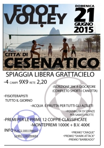 Footvolley Cesenatico